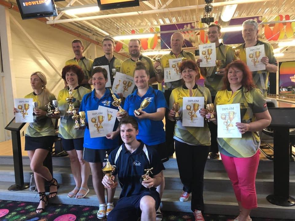 3. rahvusvahelise kurtide bowlingu 2019 võitjad on selgunud