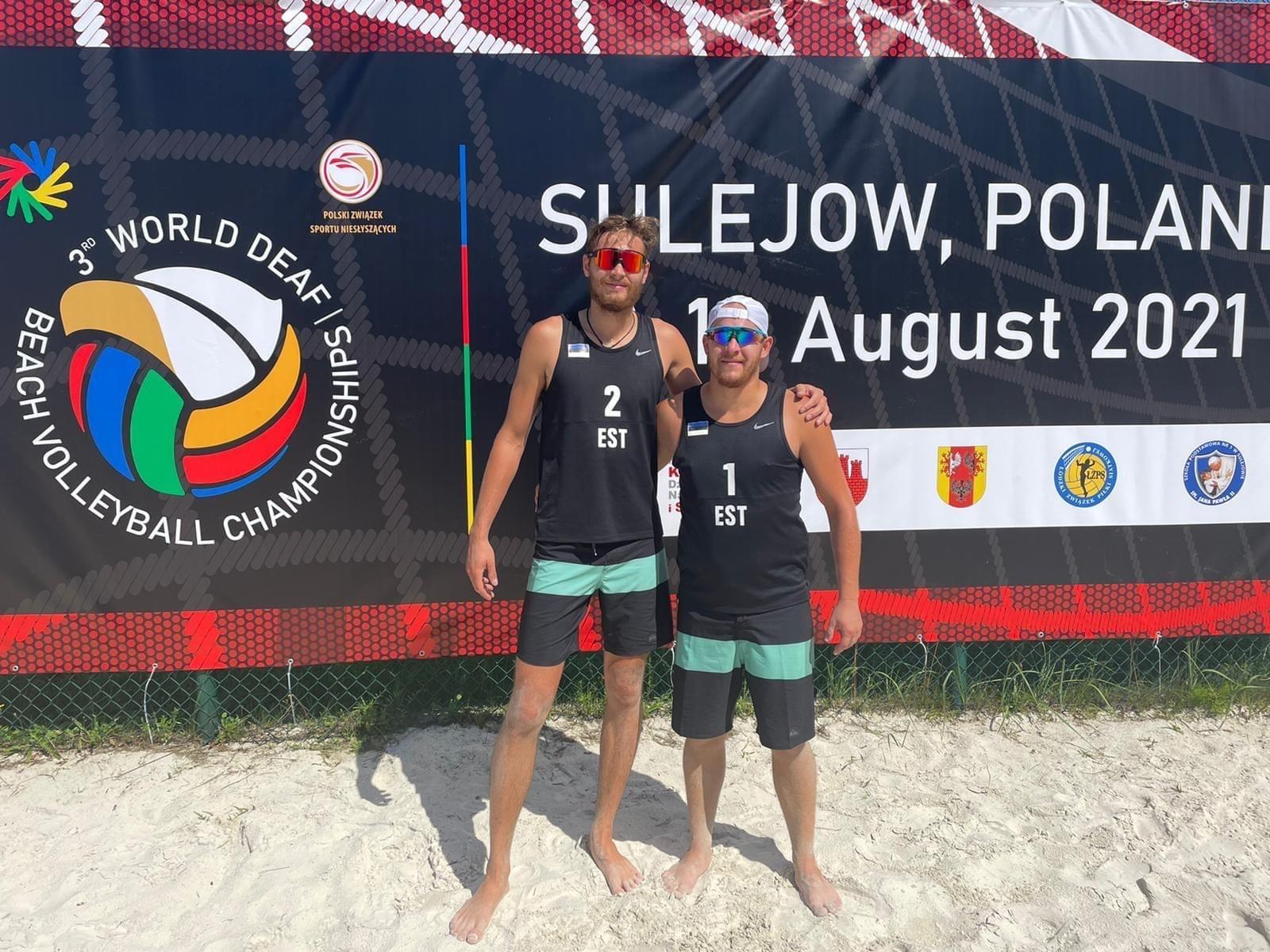Kurtide MM rannavõrkpalli maailmameistrivõistlused Sulejowis Poolas